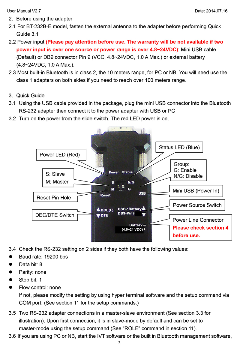 how to connect bluetooth module to pc