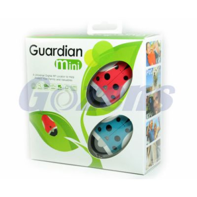 New Guardian Kid\'s Tracker Child finder Pet Locator Alarm Protect Security 500m
