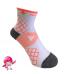 Trust Me Crew Socks Antibacterial Moisture-Wicking Compression Lycra Socks 11 Color