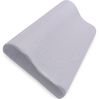 Slow-Rebound Memory Foam Pillow Ergonomic Cervical – 3M Scotchgard™ Bamboo Charcoal Washable Pillowcase with Zipper Deodorant & Antibacterial